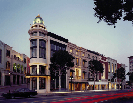 2 Rodeo Drive Retail - Beverly Hills, CA